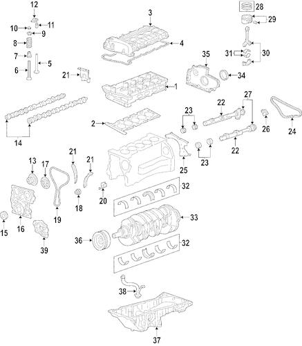 hummer h3 3.7 engine diagram