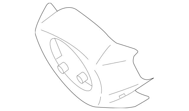 toyota steering wheel logo