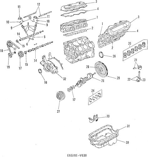 1984 nissan 300zx fuel filter