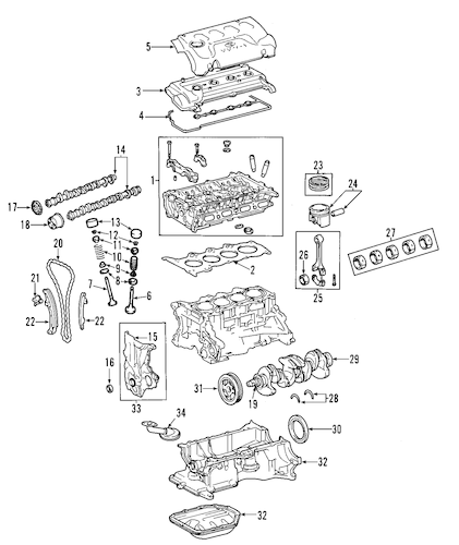 85 toyota tercel engine diagram