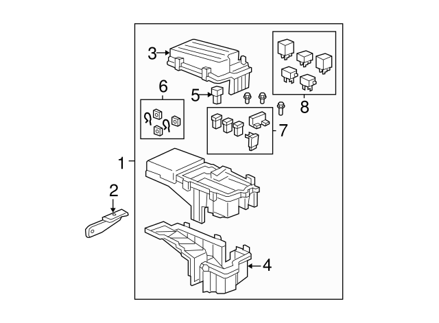 2013 honda insight engine diagram
