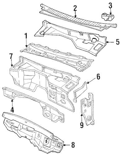 1993 chevy 2500 Schaltplang
