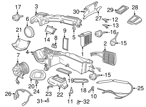 1997 jeep wrangler wire harness