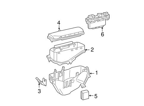 2003 mercedes e320 fuse box diagram