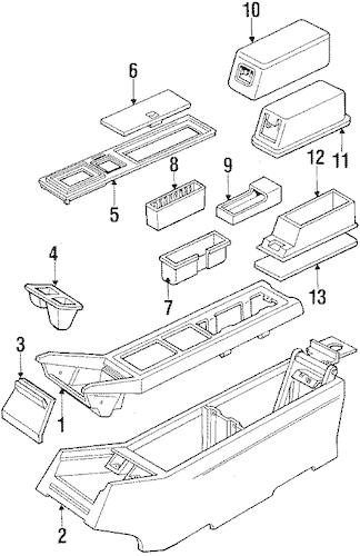 1990 cadillac eldorado ledningsdiagram