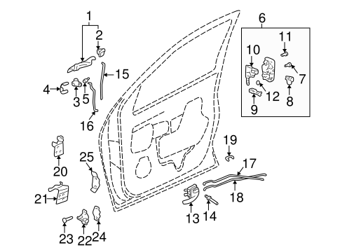 door lock actuator ledningsdiagram for gm