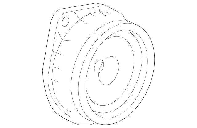 06 silverado speaker Schaltplang