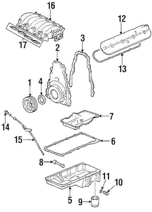 1998 pontiac firebird fuel filter