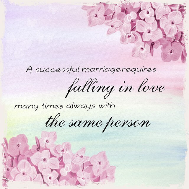 Pink Feathers Falling Wallpaper What Are Some Cute Marriage Quotes Betterhelp