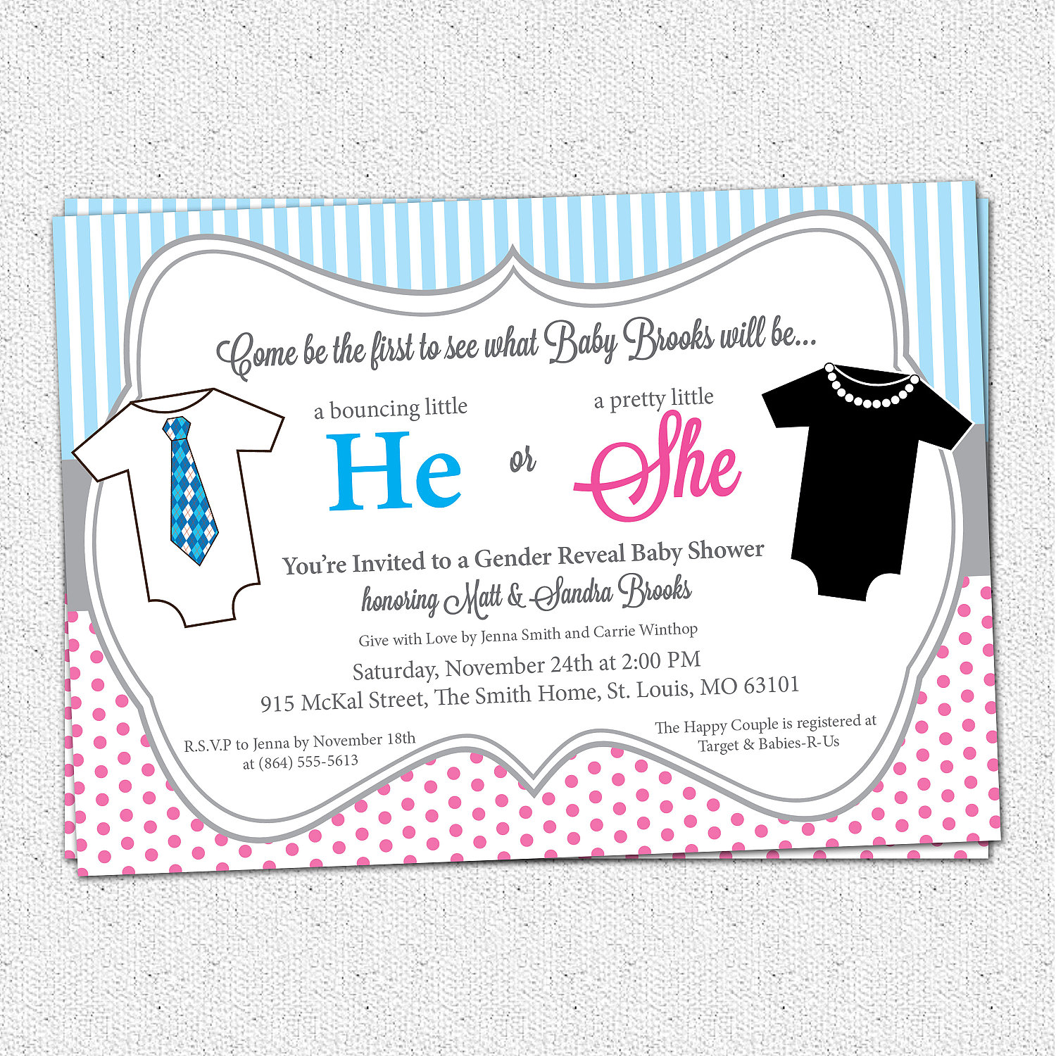 Invigorating Gender Reveal Baby Shower Invitations Gender Reveal Baby Shower Invitations Gender Reveal Invitations Gender Reveal Invitations Prince Or Princess invitations Gender Reveal Invitations