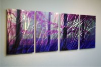 Cherry Blossom 24 - Metal Wall Art Abstract Sculpture ...