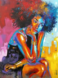 Daydreaming (prints)  Ikenna Chineme Art  Online Store ...