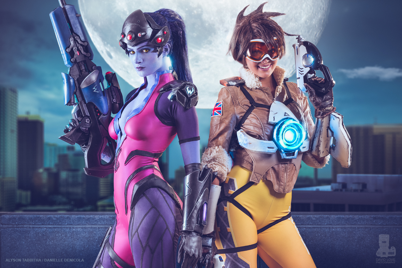 Zelda Hd Wallpaper Tracer And Widowmaker 183 Danielle S Things And Stuff