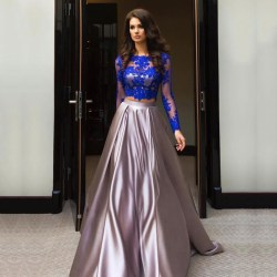 Small Of Two Piece Formal Dresses