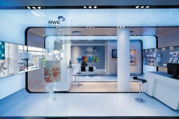 RWE Essen Servicestation