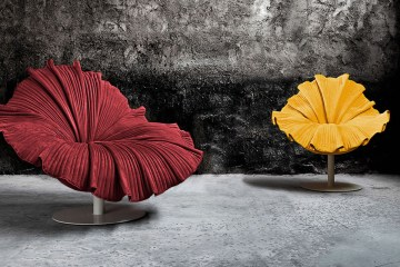 Bloom Lounge Chair by Kenneth Conopue - 01