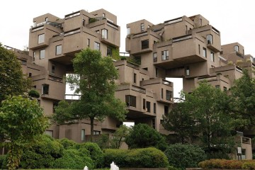 Habitat 67 - Brutalist Architecture in Montreal by Moshe Safdie- 01