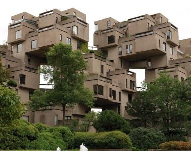 Habitat 67 - Brutalist Architecture in Montreal by Moshe Safdie- 01