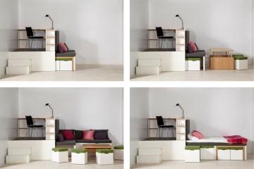 Modular furniture by Matroshka Furniture - 05