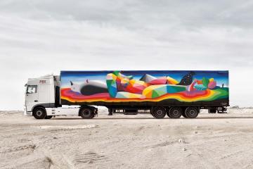 Truck art project - 06