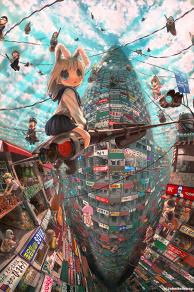 Falling Cherry Blossom Wallpaper Hd Johnhathway On Tokyo Otaku Mode