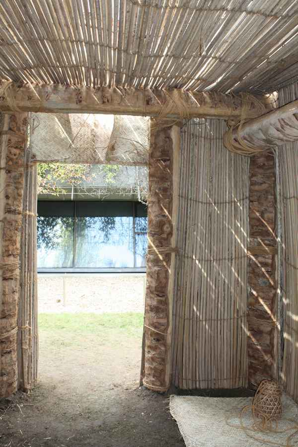 House Inside Decoration Article 25 Event - Palm Leaf Architecture - E-architect