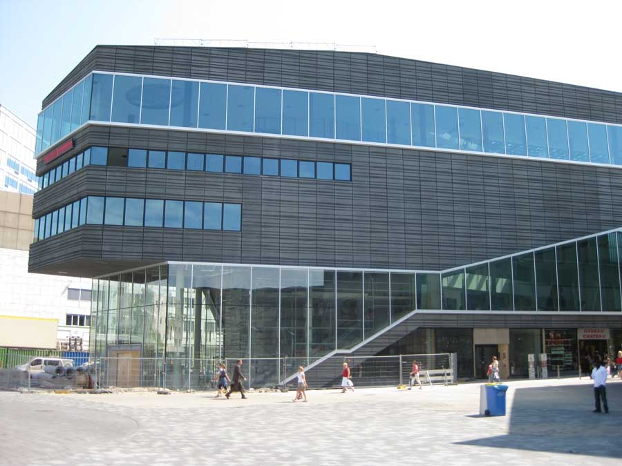 De Architect Almere Almere Library, Meyer & Van Schooten Building - E-architect