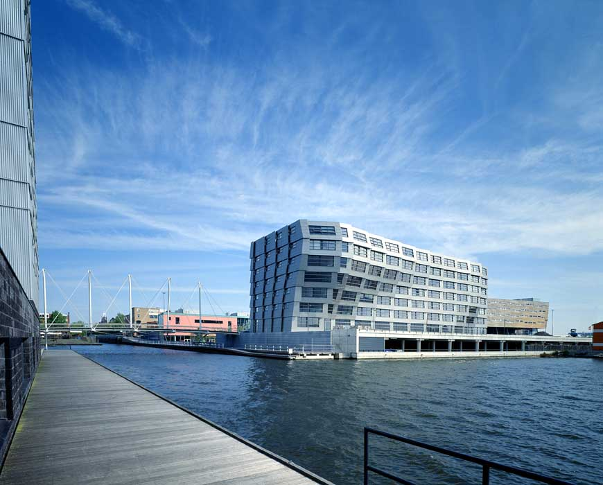 De Architect Almere Almere Building, Holland, Architects: Almere Architecture