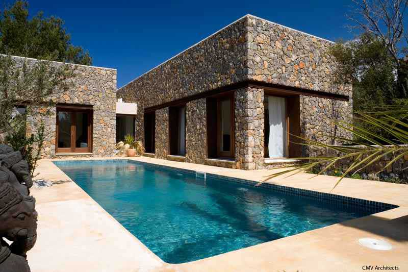 Piscinas Mallorca Villas In Mallorca - Balearic Islands Residences - E-architect