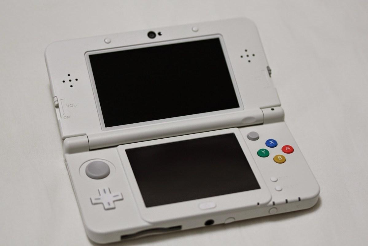 「Newニンテンドー3DS」を買ったので旧3DSとかと比較してみた