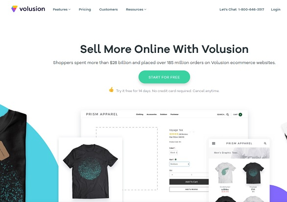 Volusion review plans, themes etc (2018) \u2013 Volusion or Shopify? - volusion