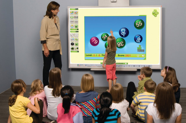 Professional Experience - E-Learning in K-6 Education