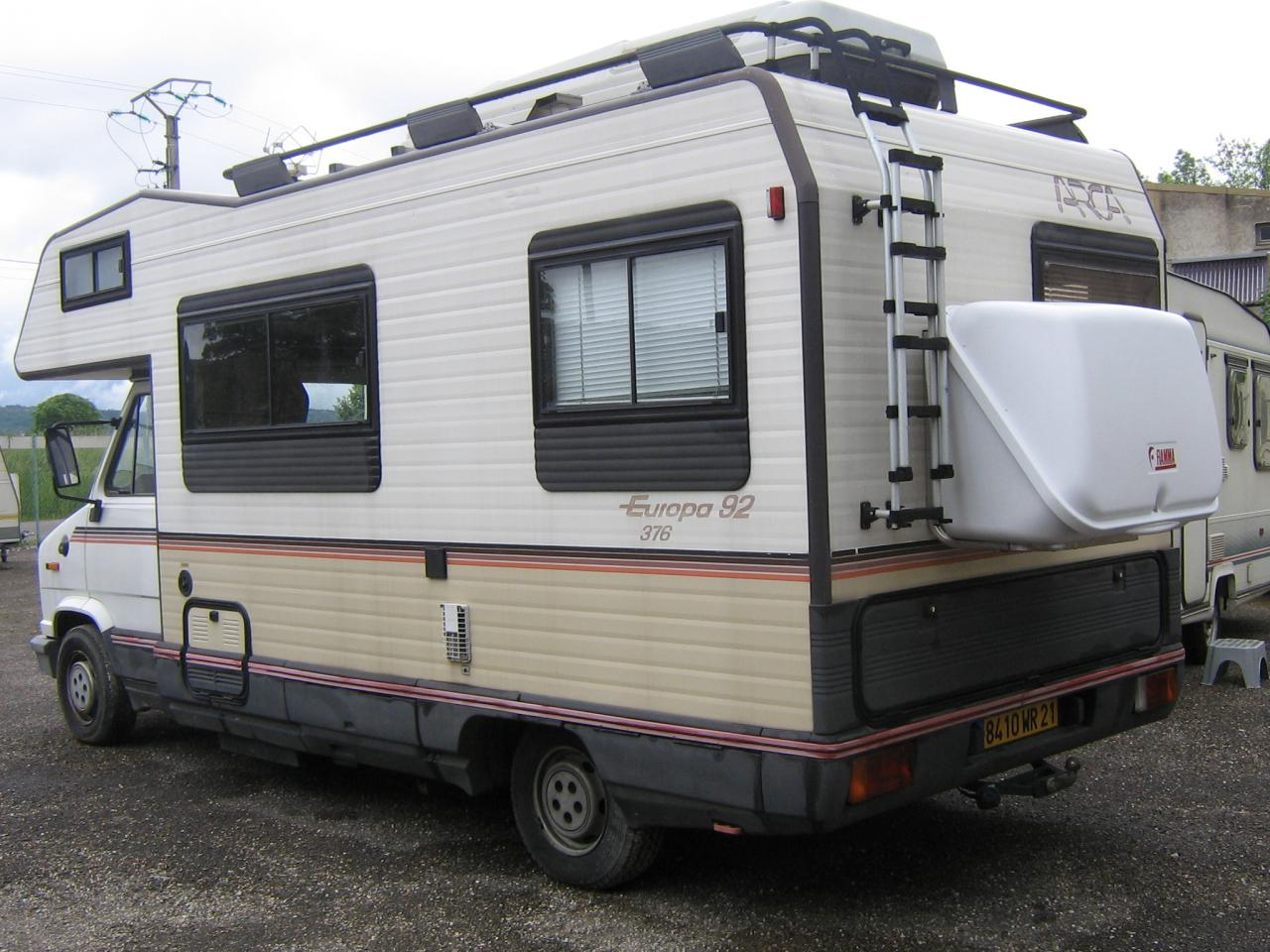 Chauffage Exterieur Gaz Occasion Camping Cars Occasions
