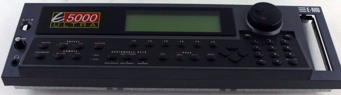 Emu E5000 Ultra front panel Good Condition