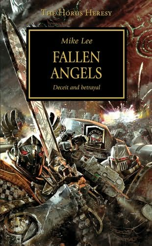 Galaxy Marble Книга: The Horus Heresy 11. Fallen Angels