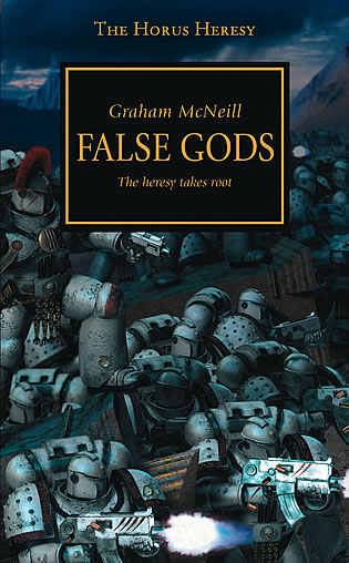 Galaxy Marble Книга: The Horus Heresy. False Gods