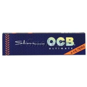 Χαρτάκια OCB Ultimate King Size με Τζιβάνες