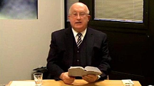 Geoffrey Jackson, Governing Body of Jehovah's Witnesses before Royal commission