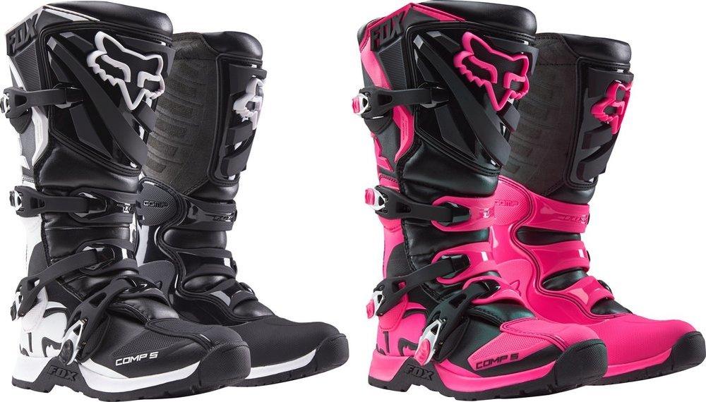 19995 Fox Racing Womens Comp 5 Boots 236334