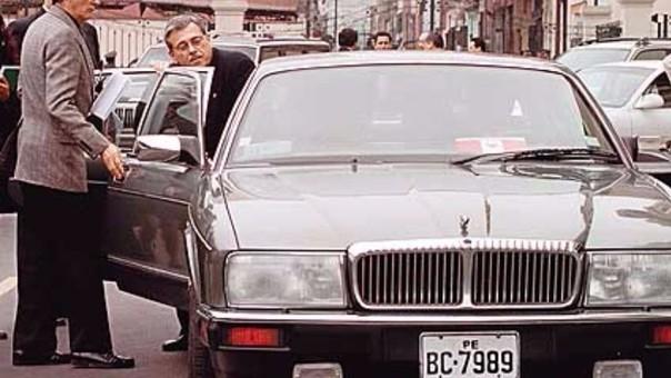 Aduanas acusó de defraudación a Jorge Mufarech luego de importar un Jaguar de Chile en 1997. La entidad consideró que había subvaluado el vehículo de lujo.
