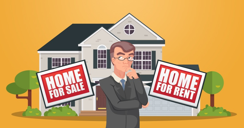 How To Handle The \u201cI\u0027m Thinking Of Renting Instead Of Selling\u201d Objection