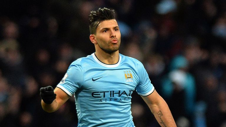 Manchester City Star Sergio Aguero Hopes He Is Over His