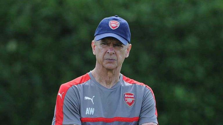 Arsenal manager Arsene Wenger is keen to add to his squad ahead of the new season