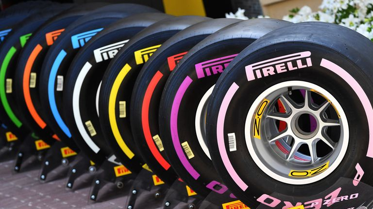 F1 Monaco Live F1 2018: Pirelli Select Tyres For Australian, Bahrain And