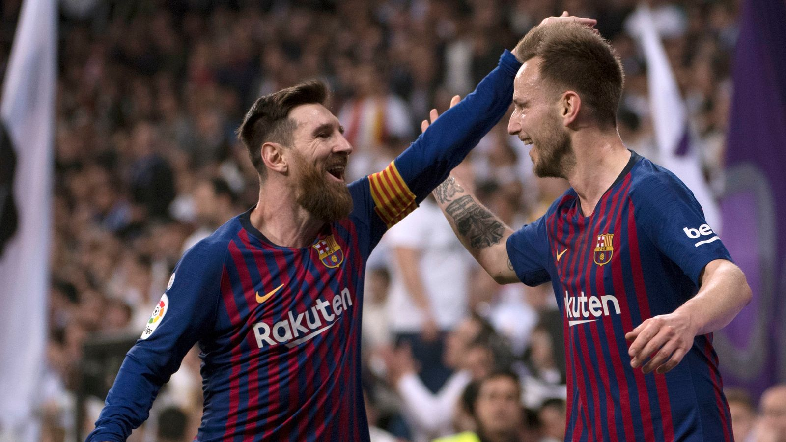 Sofa Score Real Madrid Barcelona R Madrid 1 Barcelona Match Report Highlights