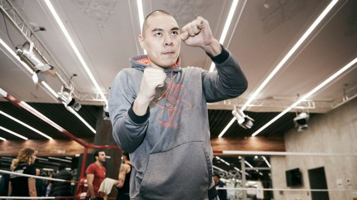 Zhang fights Devin Vargas on Saturday