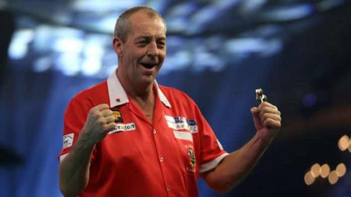 Wayne Warren defied the odds to become the oldest world darts champion at the Indigo at the O2 in January