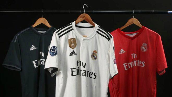 LaLiga Santander Real Madrid and Adidas have 1,100 million euro