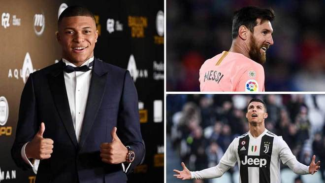 Transfer Market Study ranks Mbappe as the most valuable player in