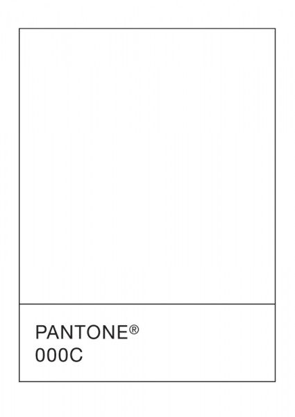 Pin by Orviete on PANTONE 000C - White Pinterest Pantone - sample pms color chart